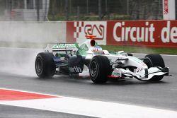 Alexander Wurz, Test Driver, Honda Racing F1 Team, RA108