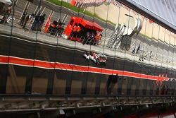 Jarno Trulli, Toyota F1 Team, TF108