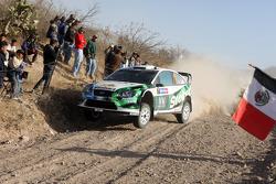 Джанлуиджи Галли и Джованни Бераккини, Stobart VK M-Sport Ford World Rally Team, Ford Focus RS WRC 2