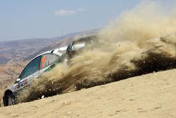Джанлуиджи Галли и Джованни Бераккини, Stobart VK M-Sport Ford World Rally Team, Ford Focus RS WRC
