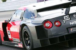 Michael Krumm and Masataka Yanagida, Motul Autech GT-R