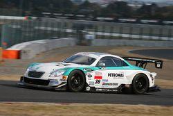 Juichi Wakisaka and Andre Lotterer, Petronas Tom's SC430