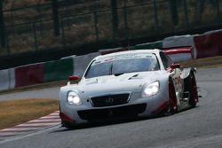 Toranosuke Takagi and Andre Couto, Denso Dunlop Sard SC430