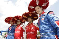 Sébastien Loeb et Daniel Elena, Sébastien Ogier et Julien Ingrassia