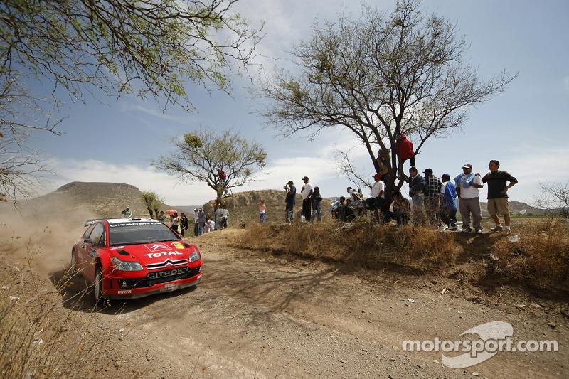 2008: Sébastien Loeb y Daniel Elena, Citroen C4 WRC