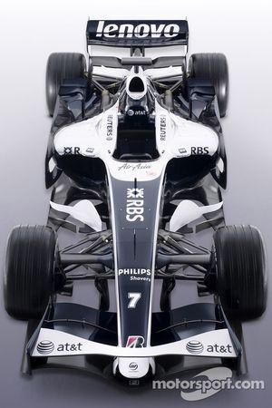 yeni Williams FW30