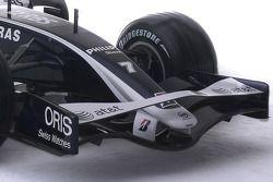 detay, yeni Williams FW30