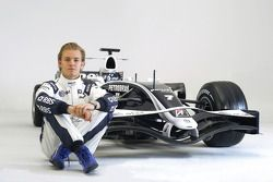 Nico Rosberg ve yeni Williams FW30