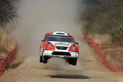 Федерико Вильягра и Хорхе-Перес Компанк, Ford Focus RS WRC