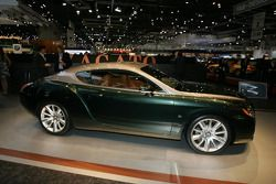 Zagato Bentley GTZ