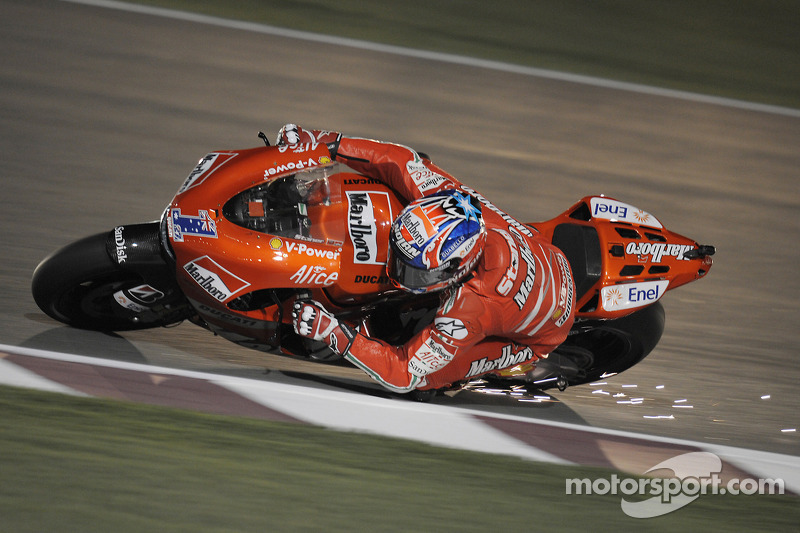 2008. Casey Stoner (Ducati)