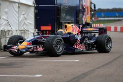 Sébastien Buemi, Red Bull Racing