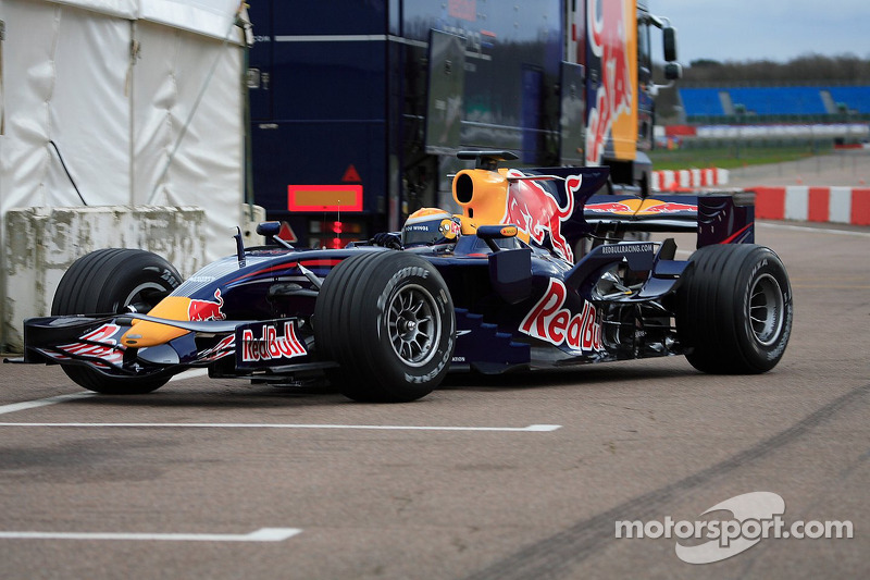 Sébastien Buemi, Red Bull Racing