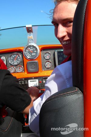 Визит на Powerboat Grand Prix в Дохе