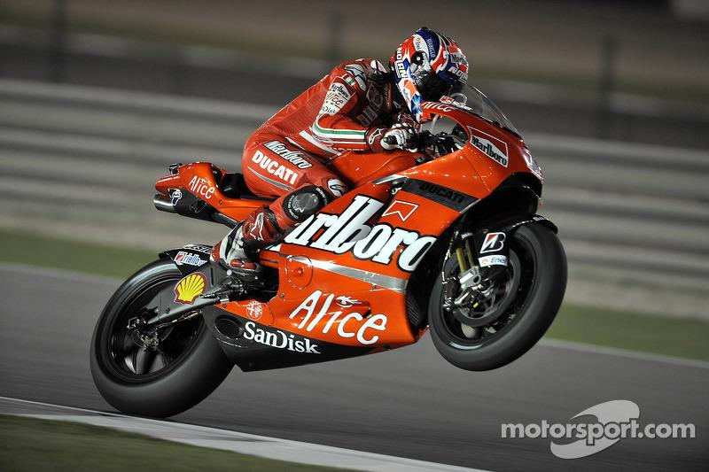 #19 - Casey Stoner - GP de Qatar 2008