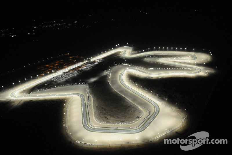 #9: Losail International Circuit (Katar) - 170,373 km/h