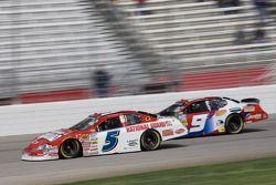 Dale Earnhardt Jr. et Kasey Kahne