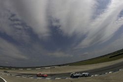 #16 Dyson Racing Team Porsche RS Spyder: Chris Dyson, Guy Smith, #18 Corsa Motorsports Ferrari F430 GT: Gunnar Jeannette, Johnny Mowlem, Ralf Kelleners