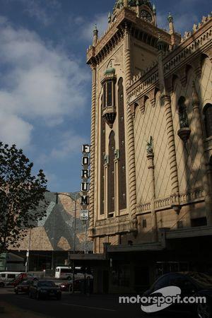 Visit, Melbourne