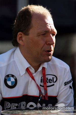 Willy Rampf, BMW-Sauber, Teknik Direktörü