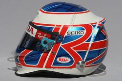 Casque de Jenson Button, Honda Racing F1 Team