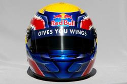 Casque de Mark Webber, Red Bull Racing