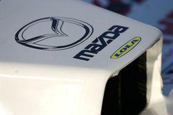 B-K Motorsports Lola B07-46 Mazda detail