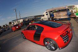 Audi R8 Le Mans V12 TDI