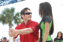 Gunnar Jeannette coaches a lovely Patron girl