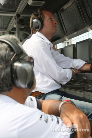 Michiel Mol, Force India F1 Team