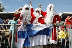 Santa Claus finlandeses
