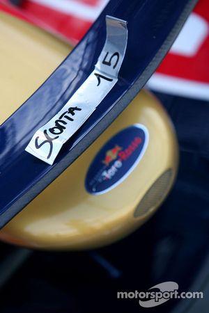 Toro Rosso atmosfer