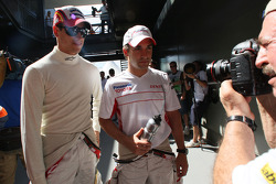 Timo Glock, Toyota F1 Team, Adrian Sutil, Force India F1 Team / pilotu s group picture 2008