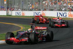 Lewis Hamilton, McLaren Mercedes, MP4-23