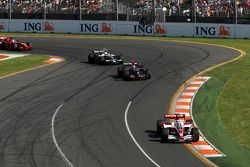 Takuma Sato, Super Aguri F1, Sébastien Bourdais, Scuderia Toro Rosso