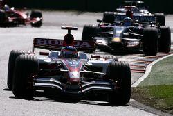 Takuma Sato, Super Aguri F1 Team, Sébastien Bourdais, Scuderia Toro Rosso
