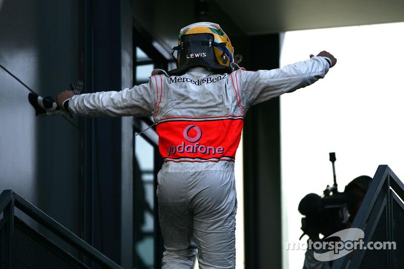 5- GP da Austrália 2008, McLaren