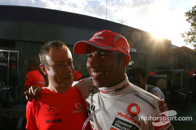 5. Гран При Австралии 2008