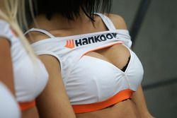 A lovely Hankook girl