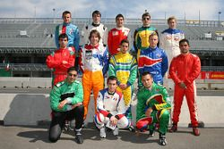 Rookie drivers photo