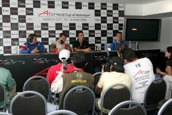 Friday Press Conference