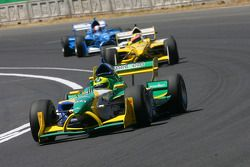 Bruno Junqueira, driver of A1 Team Brazil