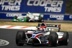 Jonathan Cochet, driver of A1 Team France