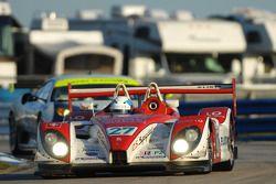 #27 Horag Racing Porsche RS Spyder: Fredy Lienhard, Didier Theys, Jan Lammers