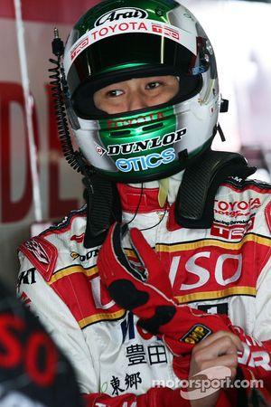 #39 Denso Dunlop Sard SC430: Toranosuke Takagi