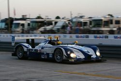 #20 Dyson Racing Team Porsche RS Spyder: Butch Leitzinger, Marino Franchitti, Andy Lally