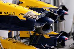 Team Renault ön kanats