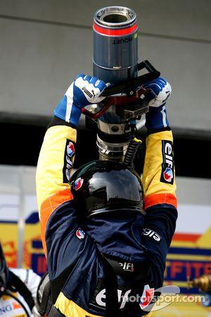 Renault F1 Team, recarga de combustible