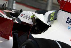 Super Aguri F1 Team, detail, SA08