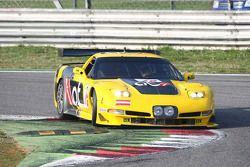 #12 AT Racing Corvette C5R: Alexander Talkanitsa, Wolfgang Kaufmann